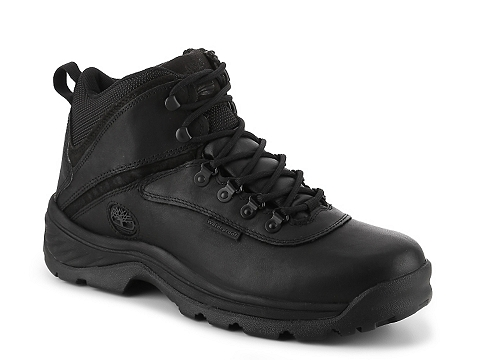 Incaltaminte Barbati Timberland White Ledge Hiking Boot Black