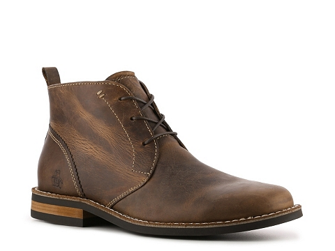 Incaltaminte Barbati Original Penguin Merle Chukka Boot Tan