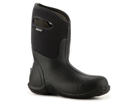 Incaltaminte Barbati Bogs Classic Mid Waterproof Boot Black