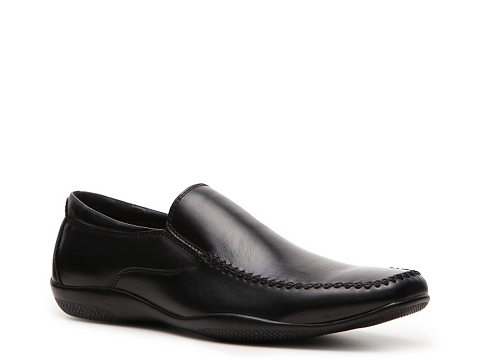 Incaltaminte Barbati Perry Ellis Cory Cup Slip-On Black