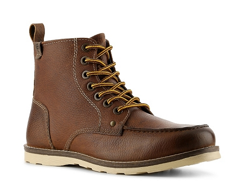 Incaltaminte Barbati Crevo Buck Moc Toe Boot Brown