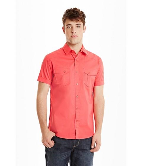Imbracaminte Femei GUESS Sydney Poplin Button-Down Shirt 409 caspian