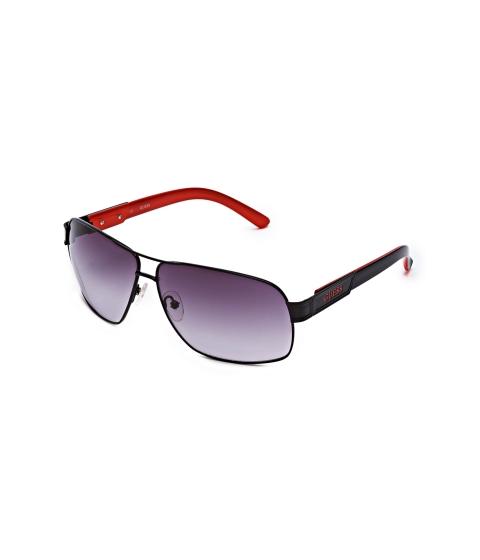 Ochelari Barbati GUESS Metal Navigator Sunglasses black