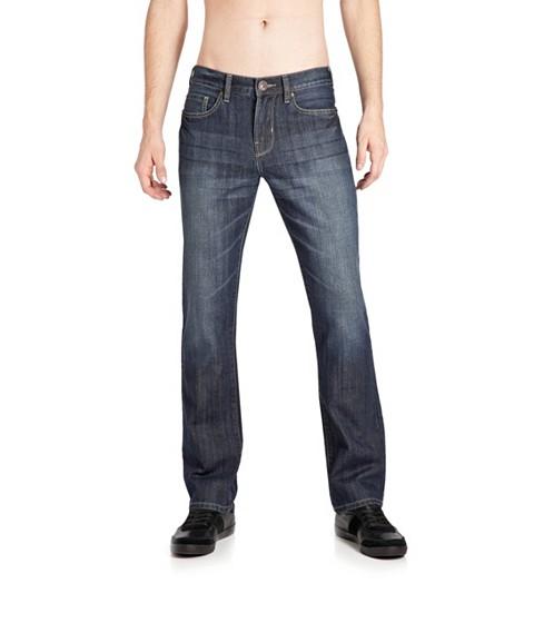 Imbracaminte Barbati GUESS Delmar Straight Leg Jeans - 30quot Inseam rowland dark wash