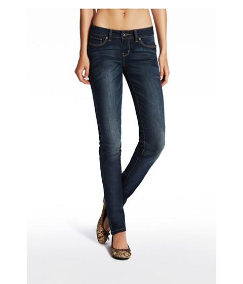 Imbracaminte Femei GUESS Sienna Curvy Skinny Jeans in Dark Wash dark wash