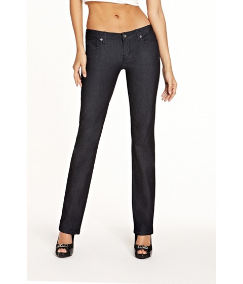Imbracaminte Femei GUESS Grace Straight Jeans in Rinse Wash rinse