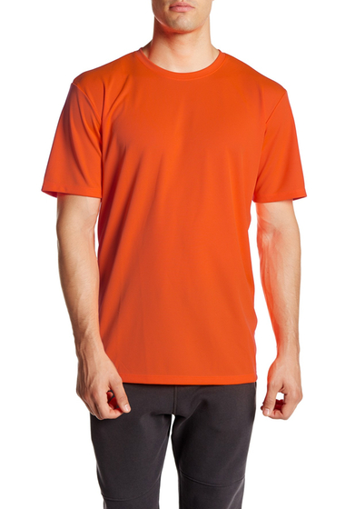 Imbracaminte Barbati ASICS Ready Set Shirt SHOCKING O