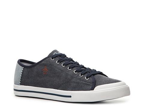Incaltaminte Barbati Original Penguin Chiller Sneaker Navy BlueLight Blue