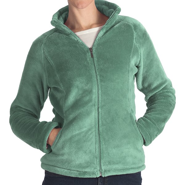 Imbracaminte Femei White Sierra Cozy Fleece Jacket - 200 wt SHASTA GREEN (23)