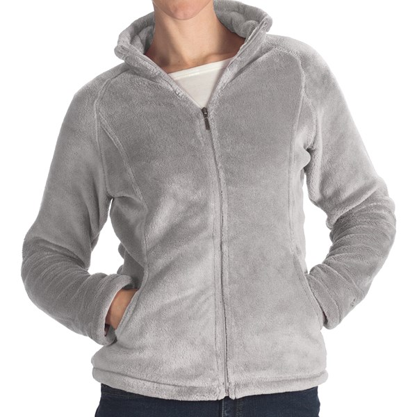 Imbracaminte Femei White Sierra Cozy Fleece Jacket - 200 wt SLEET GREY (20)