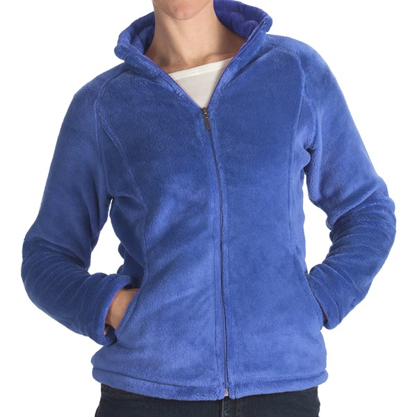 Imbracaminte Femei White Sierra Cozy Fleece Jacket - 200 wt BLUES (24)