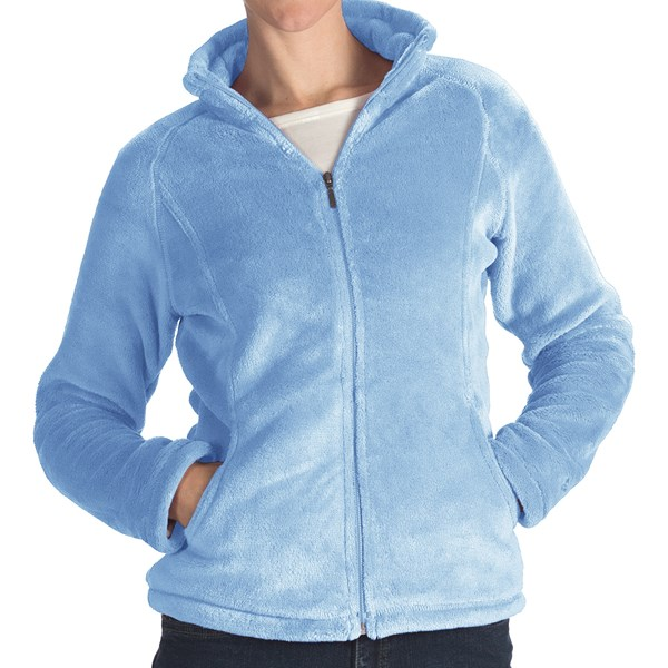 Imbracaminte Femei White Sierra Cozy Fleece Jacket - 200 wt POWDER BLUE (25)
