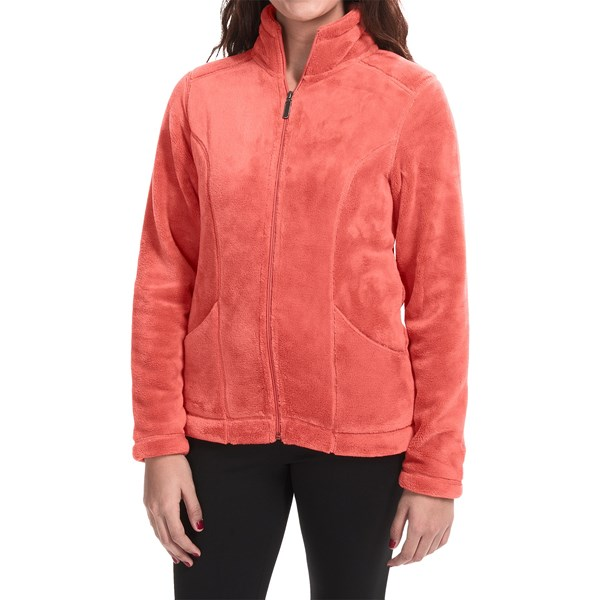 Imbracaminte Femei White Sierra Cozy Fleece Jacket - 200 wt DARK CORAL (21)
