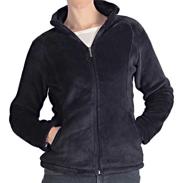 Imbracaminte Femei White Sierra Cozy Fleece Jacket - 200 wt BLACK (01)