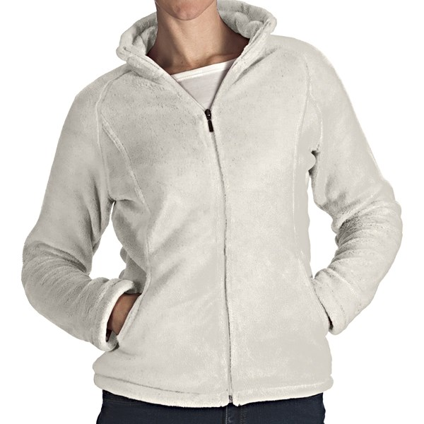 Imbracaminte Femei White Sierra Cozy Fleece Jacket - 200 wt CLOUD (05)