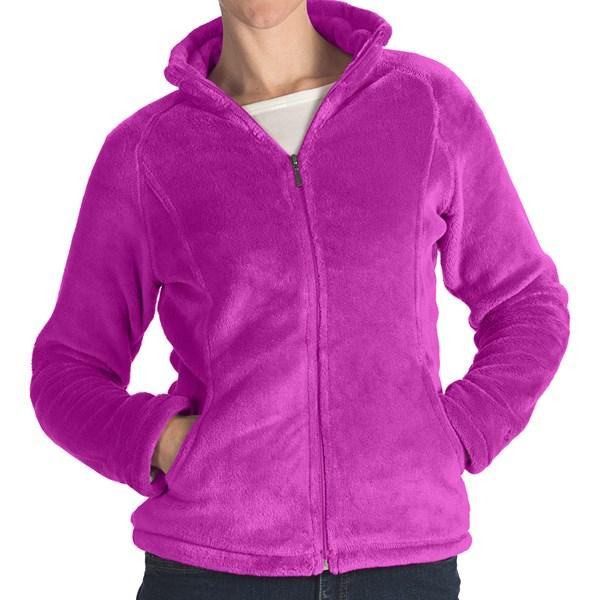 Imbracaminte Femei White Sierra Cozy Fleece Jacket - 200 wt FUCHIA (11)