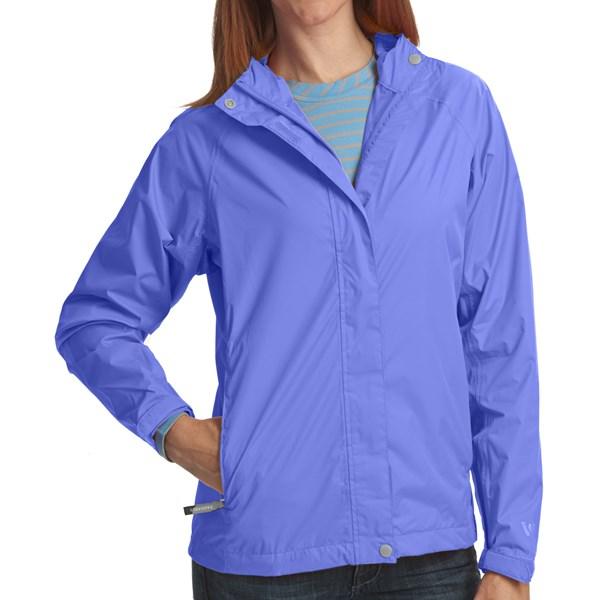 Imbracaminte Femei White Sierra Trabagon Rain Jacket - Waterproof PURPLE RAIN (18)