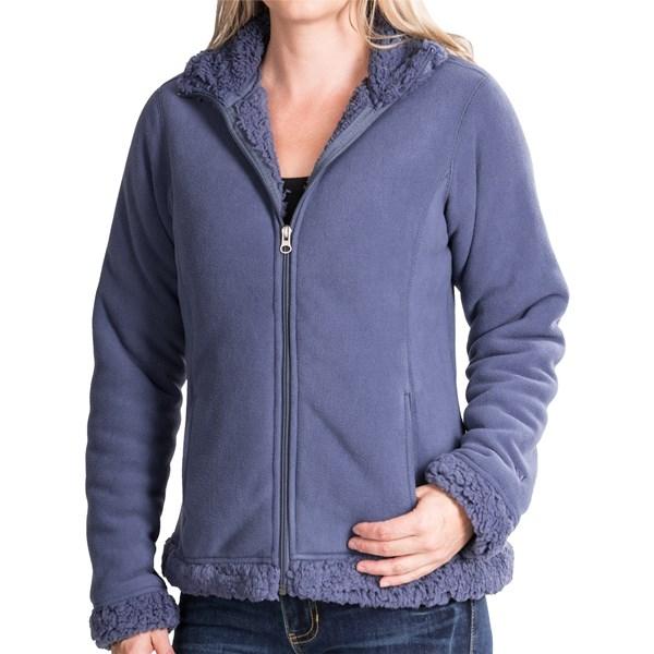 Imbracaminte Femei White Sierra Kodiak II Bonded Jacket BLUE INDIGOBLUE INDIGO (04)
