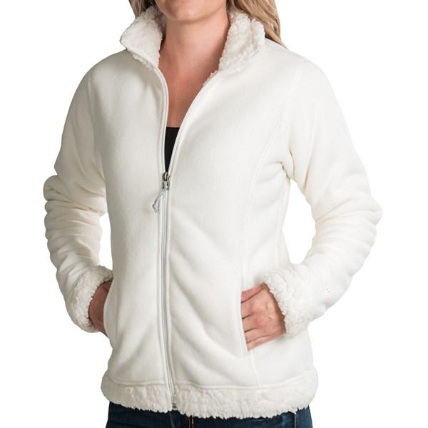 Imbracaminte Femei White Sierra Kodiak II Bonded Jacket CLOUD (03)