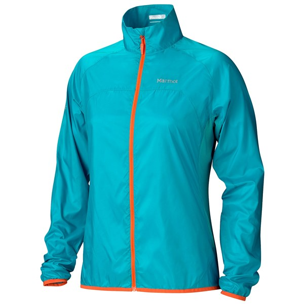 Imbracaminte Femei Marmot Trail Wind Jacket - Water Repellent SEA GLASS (04)