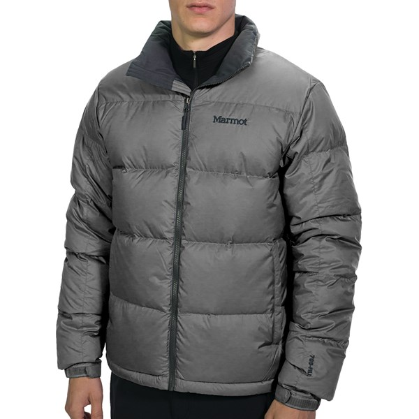 Imbracaminte Barbati Marmot Highland Down Jacket - 700 Fill Power CINDER (02)