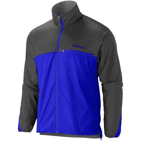 Imbracaminte Barbati Marmot DriClime Windshirt Jacket - Lightweight COBALT BLUESLATE GREY (20)