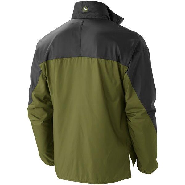 Imbracaminte Barbati Marmot DriClime Windshirt Jacket - Lightweight BLACK (07)