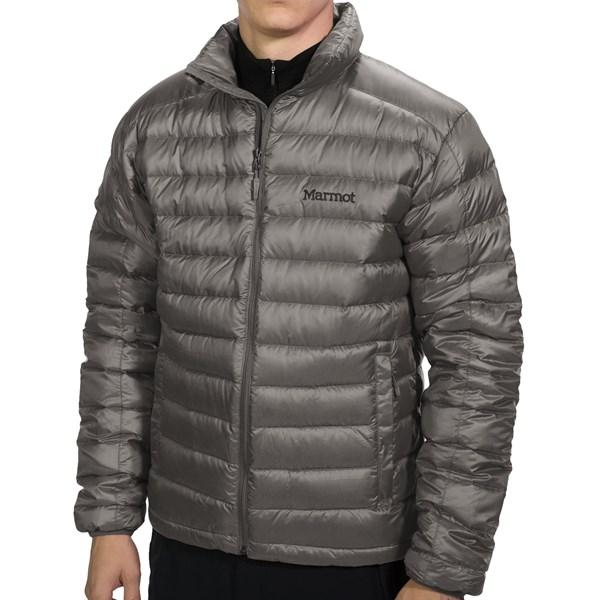 Imbracaminte Barbati Marmot Modi Down Jacket - 700 Fill Power CINDER (02)