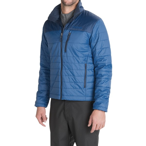 Imbracaminte Barbati Marmot Caldera Jacket - Insulated BLUE SAPHIRE DARK INK (11)