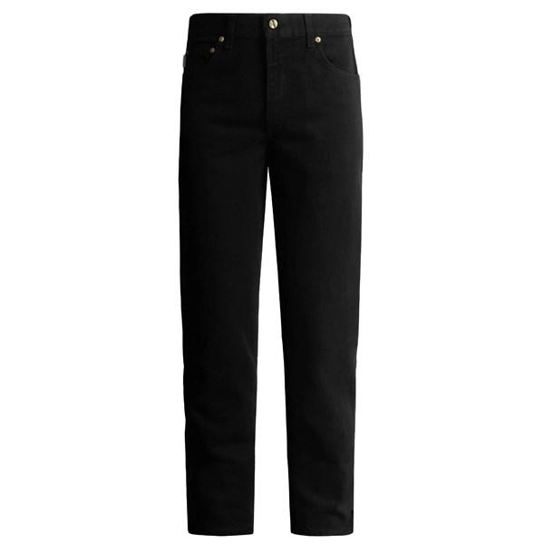 Imbracaminte Barbati Carhartt Denim Jeans - Relaxed Fit BLACK (27)