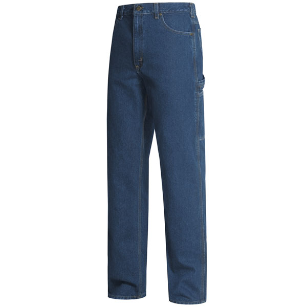 Imbracaminte Barbati Carhartt Carpenter Jeans DARK STONE WASH (32)