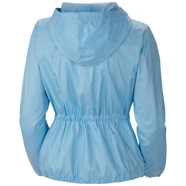 Imbracaminte Femei Columbia Auroras Wake II Omni-Shield Rain Jacket HAUTE PINK FLOWER EMBOSS (15)