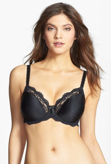 Imbracaminte Femei Wacoal Supporting Role Underwire Bra BLACK