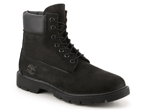 Incaltaminte Barbati Timberland Basic 60 Boot Black