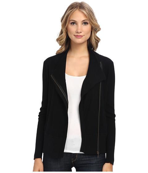 Imbracaminte Femei Brigitte Bailey Shannon Merino Zip Jacket Black