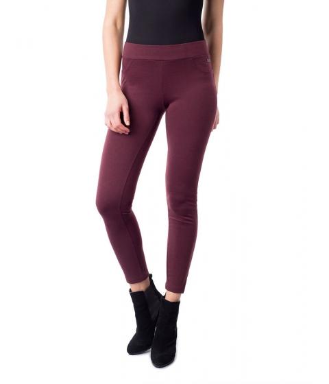 Imbracaminte Femei US Polo Assn Alexis Ponte Skinny Pant MERLOT PLUM