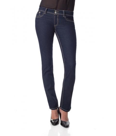 Imbracaminte Femei US Polo Assn Mae Straight Leg Jean Rinse Wash Blue