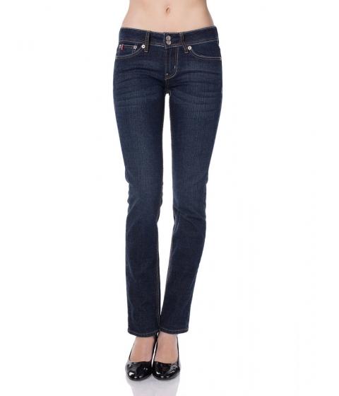 Imbracaminte Femei US Polo Assn Jamie Straight Leg Fit Jean Dark Wash Tint