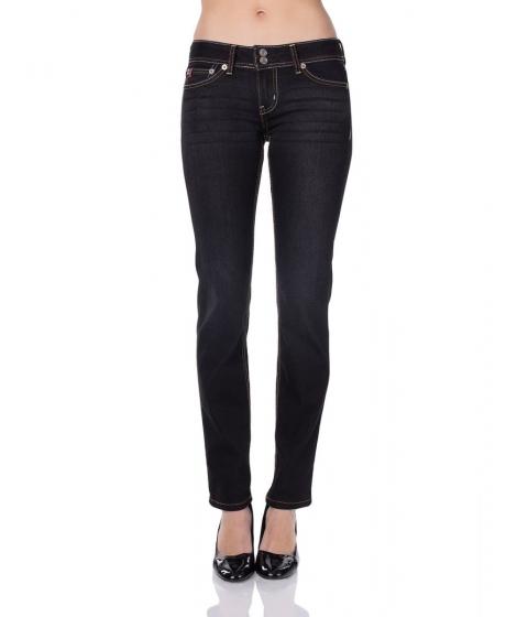 Imbracaminte Femei US Polo Assn Jamie Straight Leg Fit Jean Super Dark Wash Blue