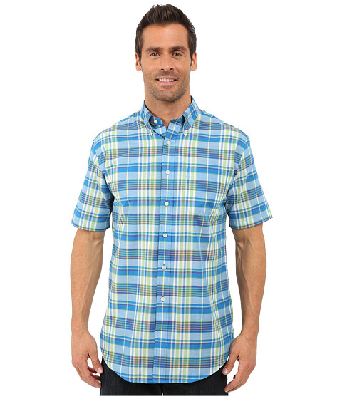 Imbracaminte Barbati Pendleton SS Seaside Button Down Shirt BlueGreen