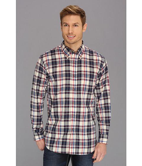 Imbracaminte Barbati Pendleton LS Oceanside Shirt BlueRaspberry Plaid
