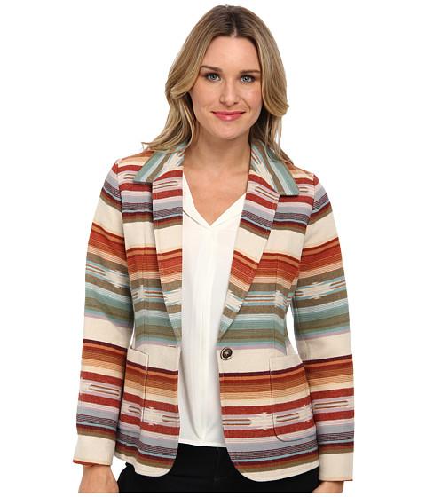 Imbracaminte Femei Pendleton Austin Jacket Arroyo Stripe Jacquard