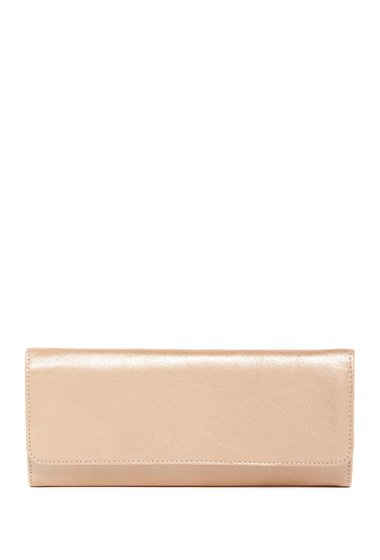 Accesorii Femei Hobo Vintage Sadie Trifold Leather Wallet BLUSH