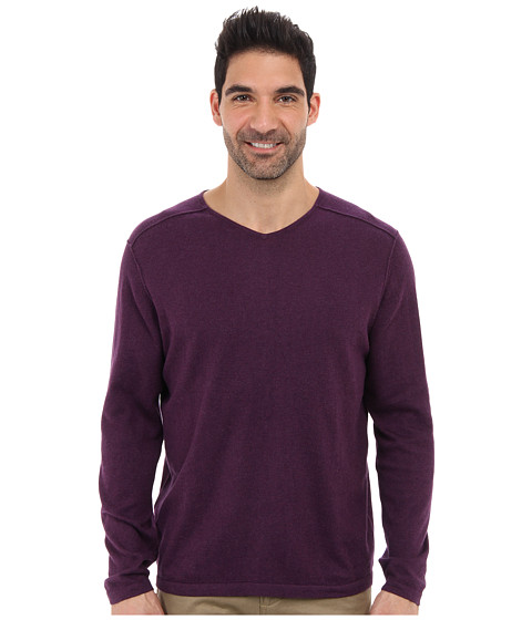 Imbracaminte Barbati Tommy Bahama Island V-Luxe Sweater After Midnight Purple
