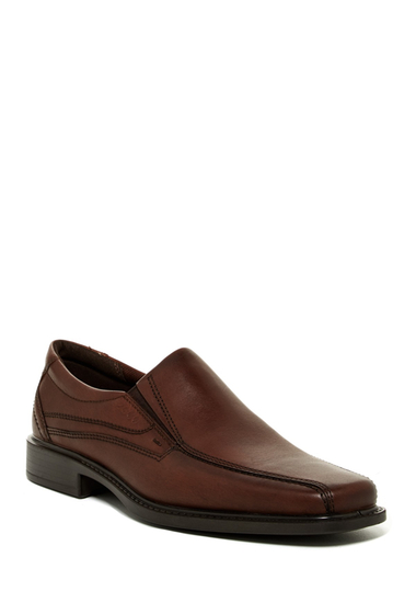 Incaltaminte Barbati ECCO New Jersey Bicylcle Toe Loafer 01014MINK