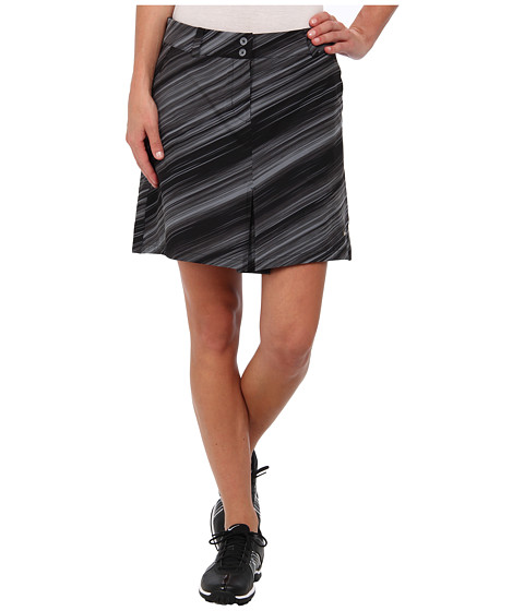 Imbracaminte Femei Nike Golf Speed Stripe Skort BlackMetallic Silver