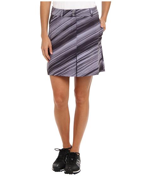 Imbracaminte Femei Nike Golf Speed Stripe Skort Dark RaisinMetallic Silver