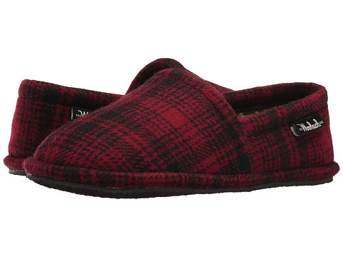 Incaltaminte Barbati Woolrich Chatham Chill Red Hunting Plaid Wool
