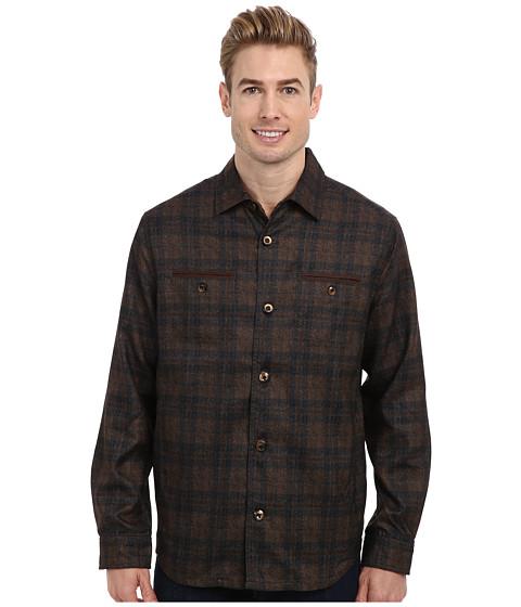 Imbracaminte Barbati Tommy Bahama Bergamo Shirt Jacket Brown