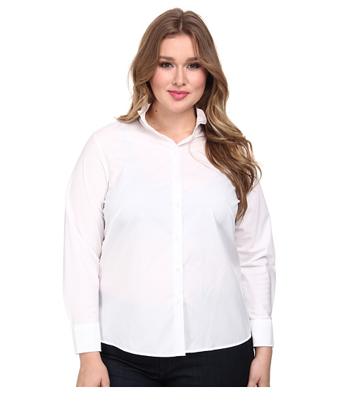 Imbracaminte Femei Pendleton Plus Size Good Cheer Shirt White